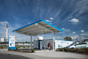 AirLiquide Staion H2
