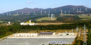 Batterie Japon (Japan wind development)