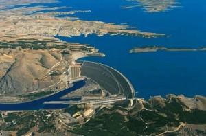 Barrage renaissance Nil
